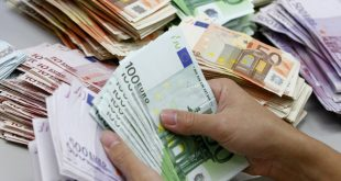 Μηνιαία παρακράτηση φόρου στη μισθοδοσία μας απο 1.1.2020